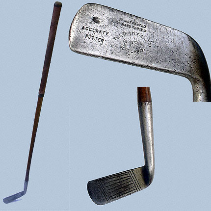 Thistle Golf Co Accurate putter